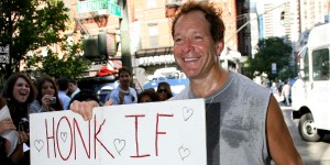 7Steve Guttenberg shows love for The Jonas Brothers, NYC